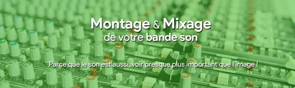 Du mixage son, mastering et égalisation du son pour vos films et vidéos