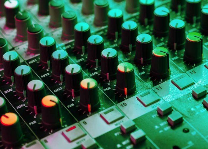 mixage et masterisation de fichiers son