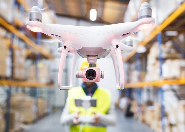 Vous pouvez louer un drone ou faire appel à un télépilote de drone