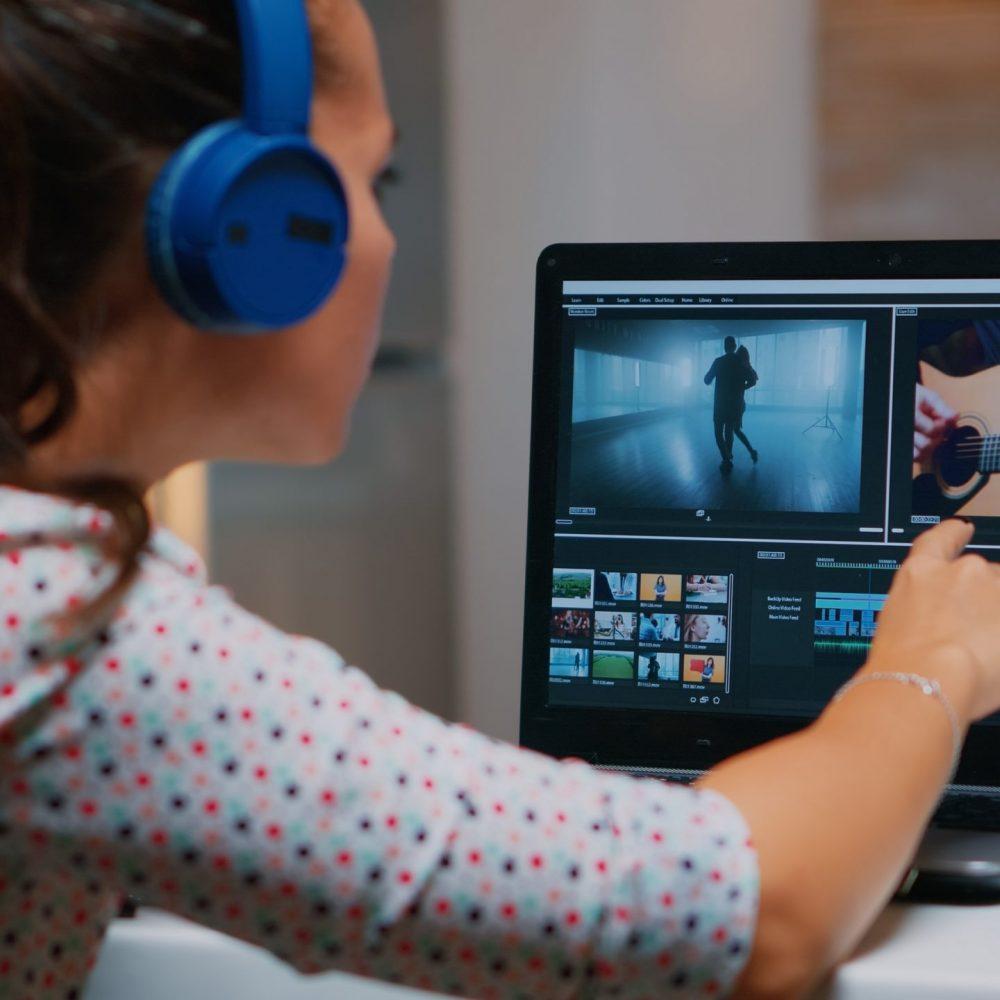 Formation vidéo et motion design pour particuliers Rennes